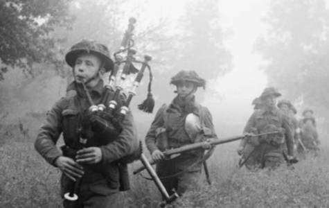 Mad Jack Churchill: Dunkirk With Bagpipes.