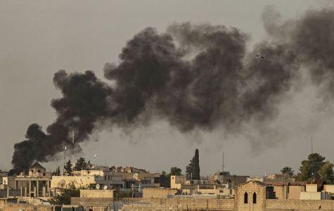 Turkish Military Forces Invade Kurdish Controlled Syria