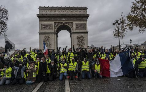 Protests in France Over Pension Changes