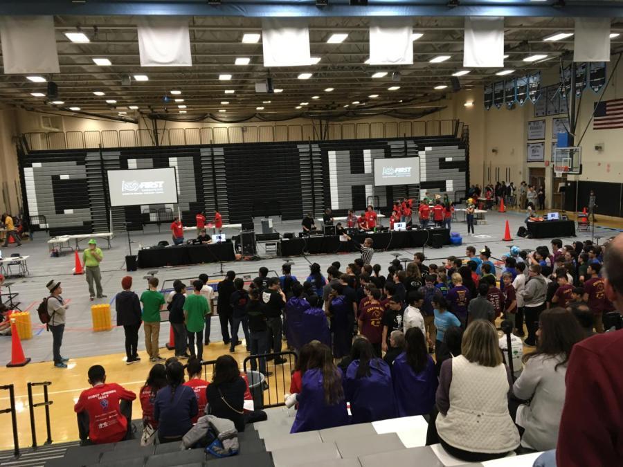 Centreville+Robotics+Competition