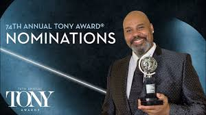 via The Tony Awards YouTube channel