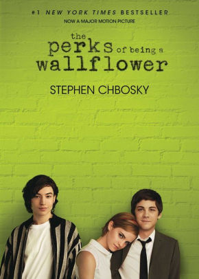 """The Perks of Being a Wallflower"" Book Review"