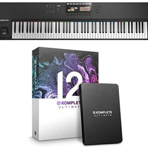 Native Instruments Komplete 12 Ultimate with  Komplete Kontrol S88 MK2