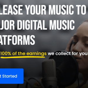Music Distribution Service