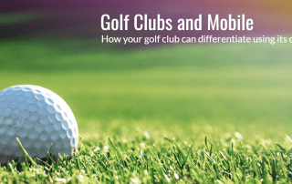 golf app featured image