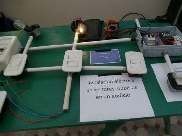 Curso de Montador Electricista CFP Omar Nuñez