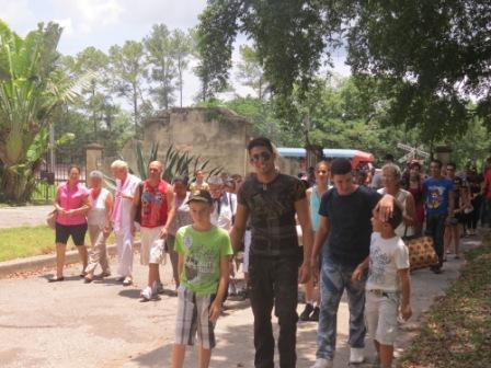 De excursión a la ermita de los catalanes