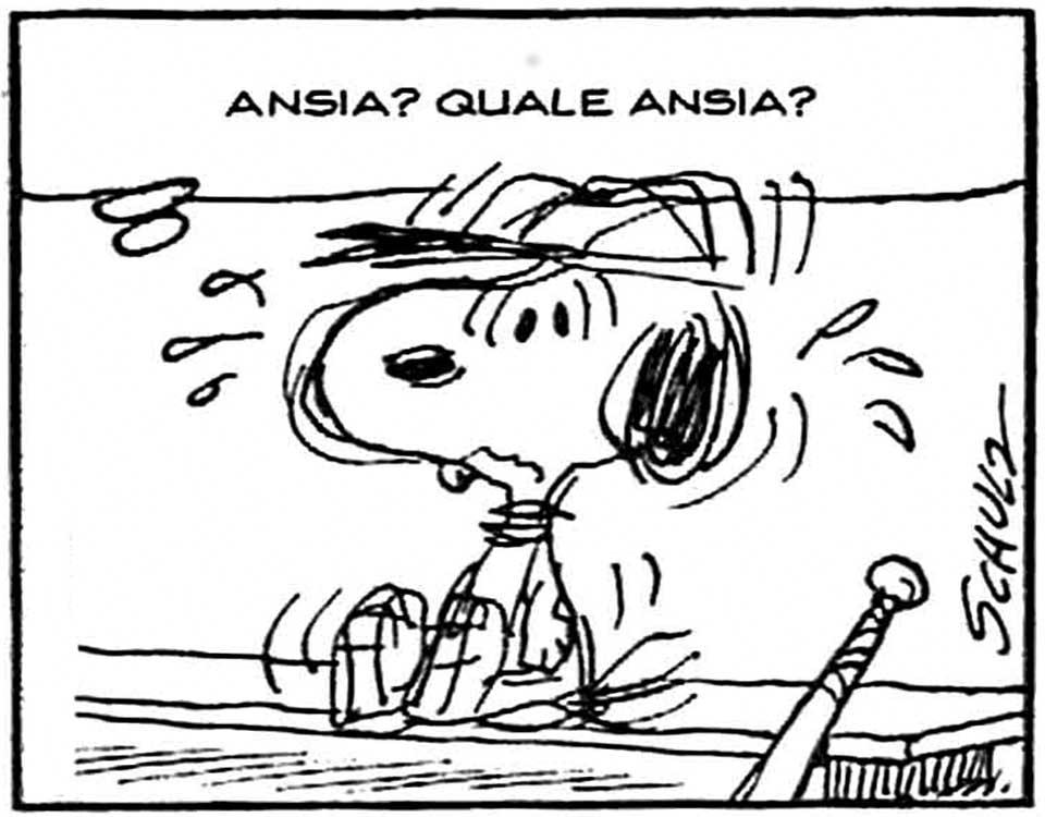 ANSIA. CONOSCERLA PER GESTIRLA