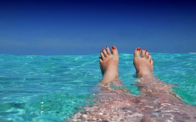 El riesgo de tener infecciones del oído aumenta en el mar