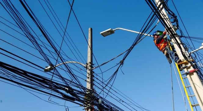 Pros y contras de soterrar las líneas eléctricas