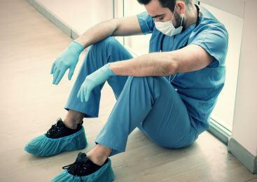 La salud mental del personal médico en pandemia