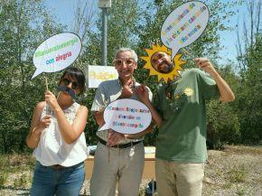 Compañero del Arboreto Luis Ceballos en el FotoSol.