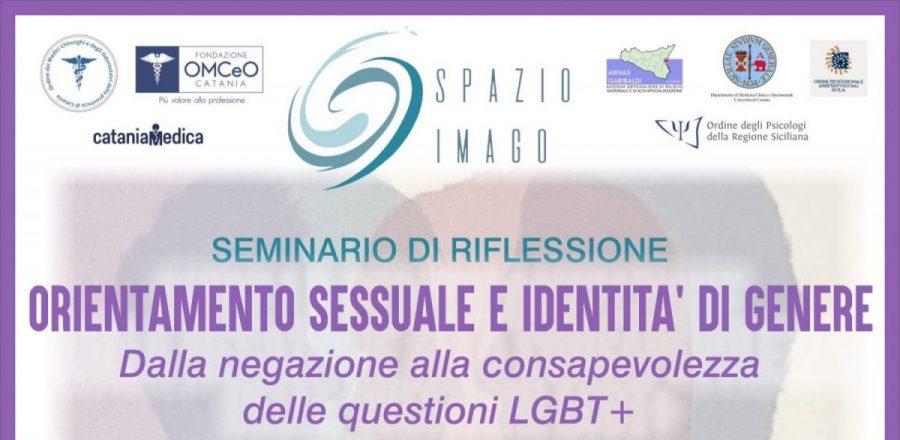 Convegno Orientamento Sessuale e Identità di Genere – Catania
