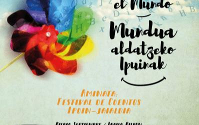 Cuenta cuentos para cambiar el mundo- Mundua aldatzeko ipuinak
