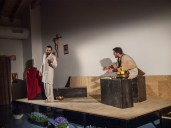 Non maestri ma Testimoni: Il Vangelo secondo Pilato