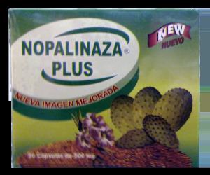 nopalinaza capsulas