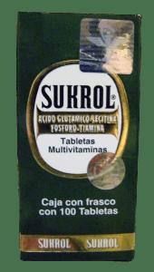 sukrol suplemento alimenticio