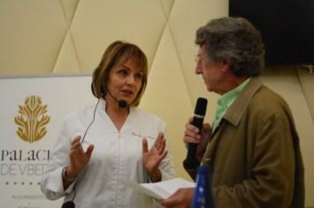 Ezequiel Martínez y María José San Román