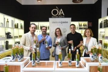 Oleícola Jaén en el Centro