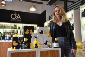 Raquel de AOVE Cuac
