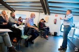 Ponente en Curso de Maestros de Almazara
