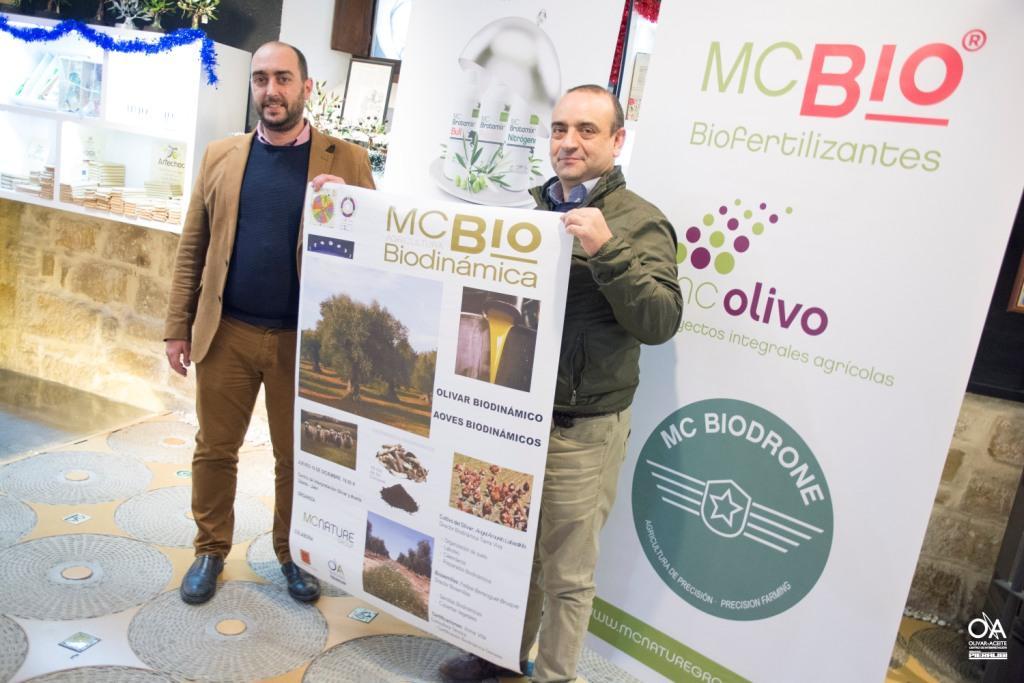 Conferencia MC BIO