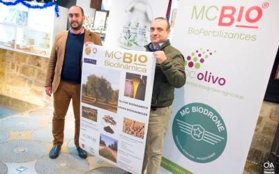 PONENCIA SOBRE AGRICULTURA BIODINÁMICA EN EL CENTRO DE INTERPRETACIÓN OLIVAR Y ACEITE