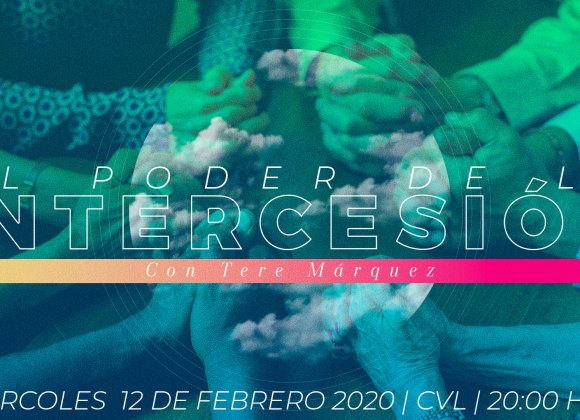 INTERCESIÓN: AMOR SUBLIME – Tere Márquez