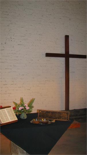 mesa y cruz 2