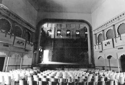 Centro Español theater on 7th avenue