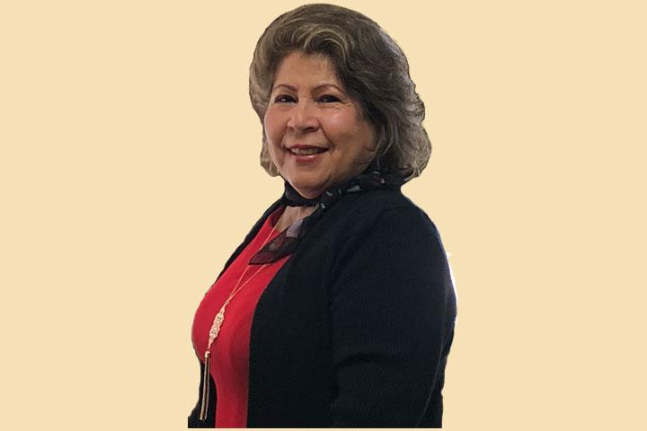 Regina Pereira del Centro Familiar Cristiano