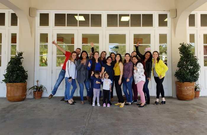 PECES Centro Familiar Cristiano 12 de Marzo. 2019