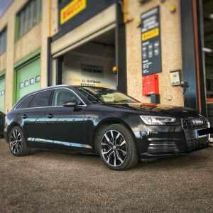 Audi - Cerchi MAK Koln Black Mirror