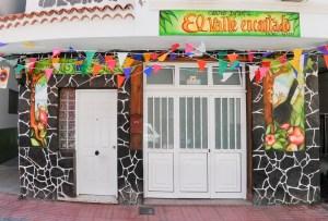 Centro infantila El Valle Encantado en Valle de San Lorenzo, Arona, Tenerife sur