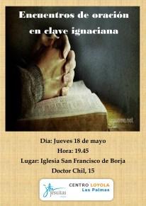 Oración mayo 2017