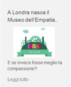 museo londra empatia