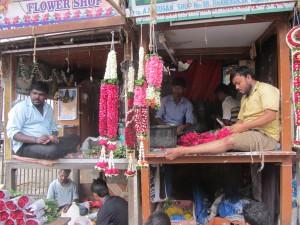 Flower Market, Matunga, Mumbai