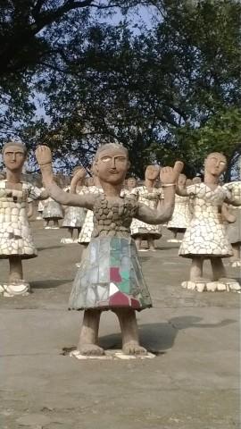 Chandigarh, Rock Garden