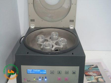 Centrifugadora de Plasma