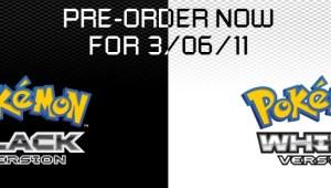 Fecha oficial del lanzamiento de Pokémon Blanco y Negro en Europa y Estados Unidos