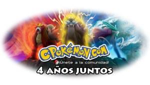 ¡Feliz Cumpleaños Centro Pokémon! – Evento Wi-Fi en CP!