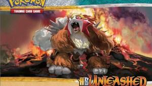 Pokémon TCG/JCC: HS-Unleashed, la siguiente expansión para Estados Unidos