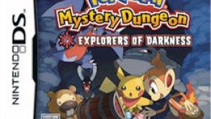 Roms de Pokémon Mystery Dungeon Explorers of Time & Darkness
