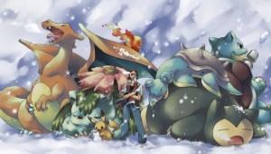 Llega el invierno a Pokémon Blanco y Negro