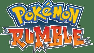 Pokémon Rumble: tráiler en inglés (y varios códigos, lean la noticia)