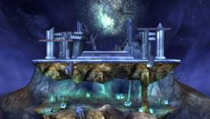 Super Smash Bros Brawl: Columna Lanza, más detalles!