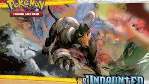 Pokémon TCG/JCC: HS-Undaunted, nuevo set listo para agosto