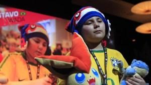 Resultados del Mundial de Pokémon TCG/JCC 2011
