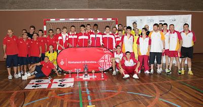 Torneo Ciudad de Barcelona Special Olympics