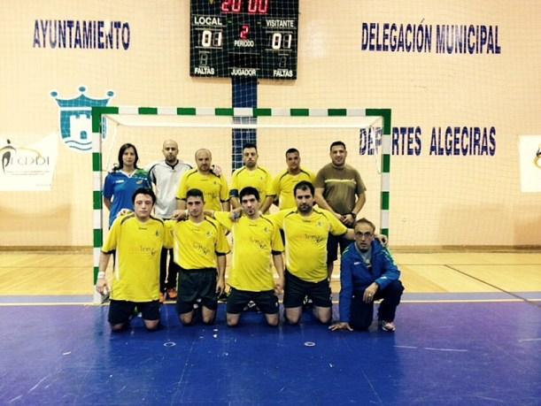 futbol-sala masculino I CD San Juan de Dios